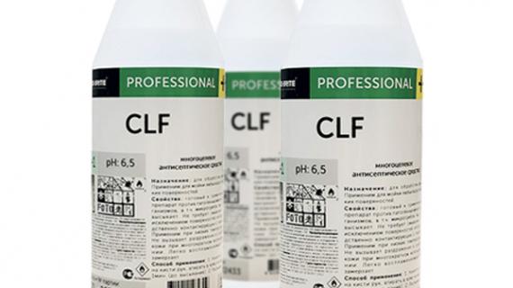 Успей приобрести Антисептик на спиртовой основе для рук и поверхностей CLF по выгодной цене!