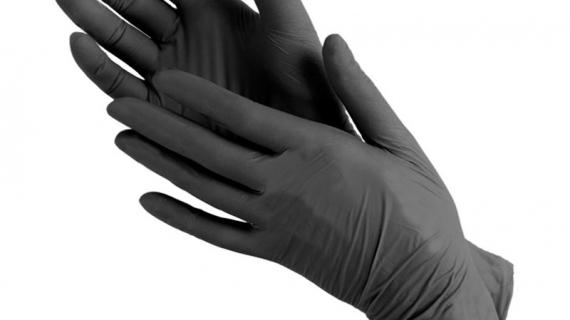 Поступления перчаток из разных материалов нитрил, винил и латекс.