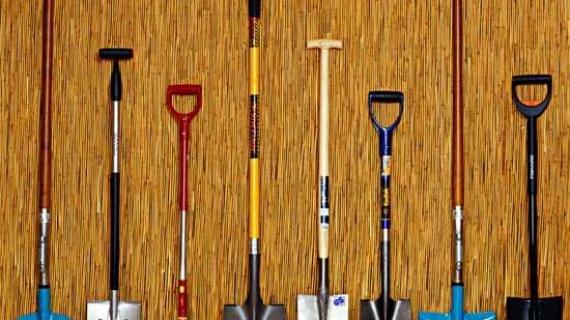 4 совета по выбору лопат