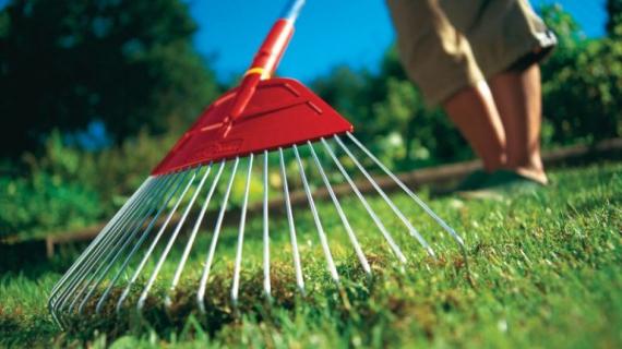 Выбираем подходящие грабли для газона, сада и огорода.
