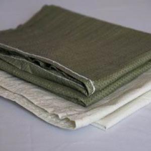 Мешок 75x115 см зеленый