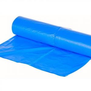 Мешки для мусора 120 л 25 шт. Голубые