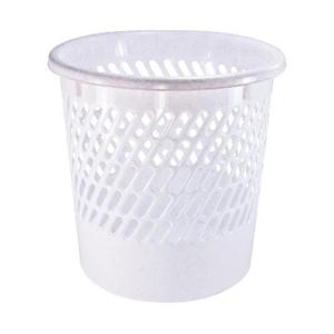 Корзина пластмассовая офисная 10 л  для бумаг