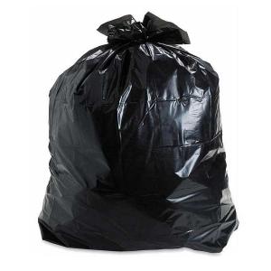 Мешки для мусора 120 л 25 шт. Черные